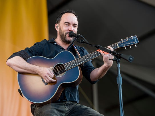 In this May 5, 2017, file photo, Dave Matthews performs