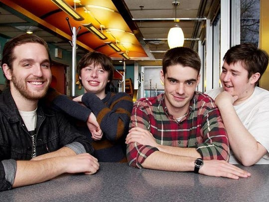 Modern Baseball will perform on Nov. 28 at Old National Centre.
