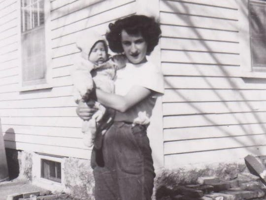 Ken Stickney and his mother, Mary Kathleen Stickney