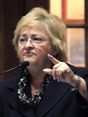 State Sen. Karen Tallian, D-Portage, wants to introduce a more narrowly defined bill this legislative session to legalize marijuana for people with certain medical conditions.