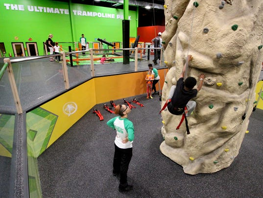 Rockin' Jump opens in Brown Deer