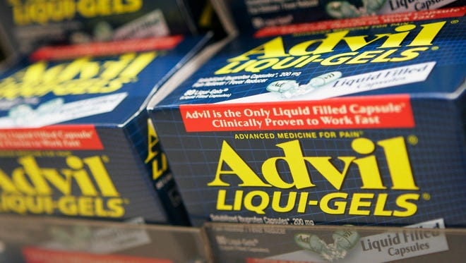 Yes, Advil can cause pain.