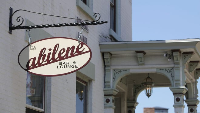 Abilene Bar and Lounge in Rochester.
