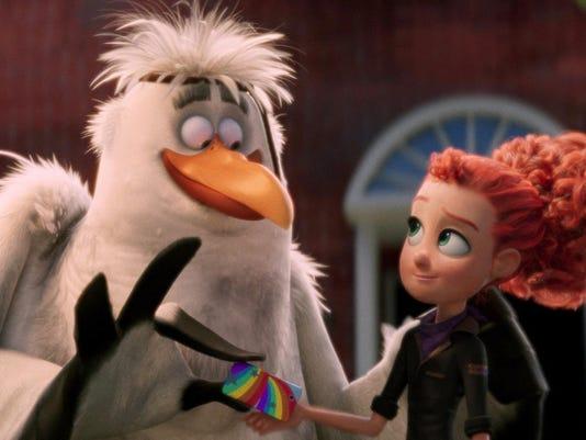 Film Review Storks