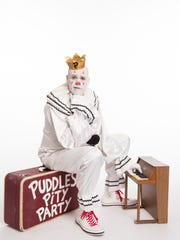 Puddles Pity Party hits the Paramount Theatre on Nov.