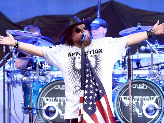 Colt Ford will perform July 30 at FireFest in Cold Spring.