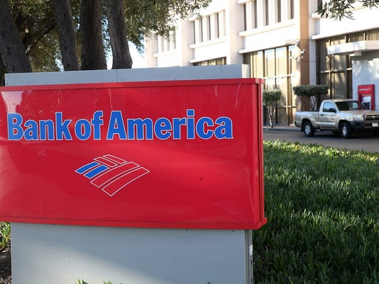 BANK OF AMERICA - CHECKING FEES
