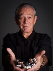 Blues musician Charlie Musselwhite.