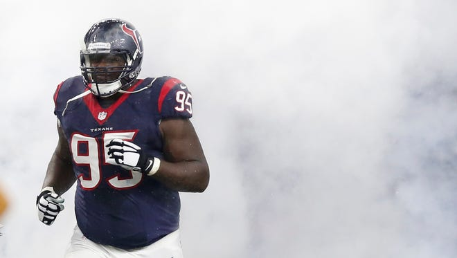 Former Wayne County and Ole Miss star Jerrell Powe has retired from the NFL and is trying to move on to the next phase of his life.