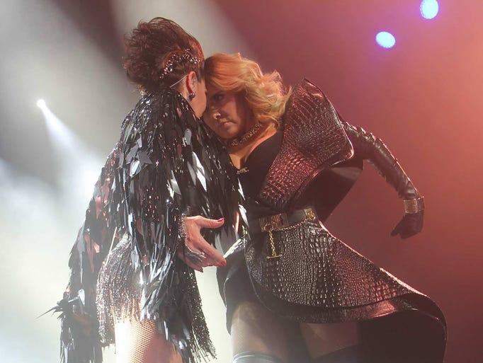 Las mejores imágenes del concierto Alejandra Guzmán
