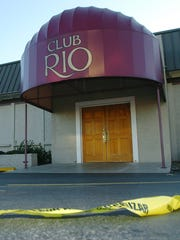 Club Rio was the scene of a early morning shooting involving four Indiana Pacers in 2006.