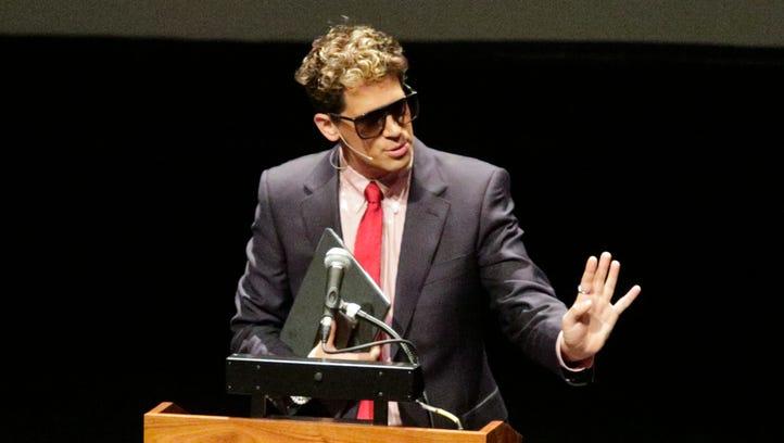 Milo Yiannopoulos, the polarizing Breitbart News editor,