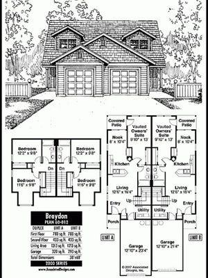 Braydon house plan