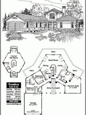 Grandeza house plan