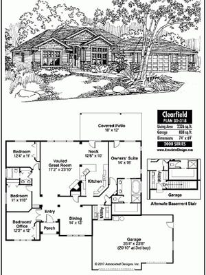 Clearfield house plan