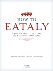 """How to Eataly"" by Oscar Farinetti."