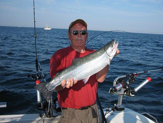 Ken Koski was an avid fisherman, often taking his grandchildren