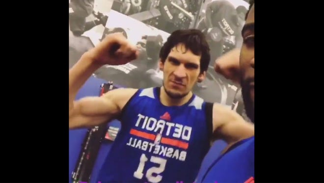 Boban is a star.