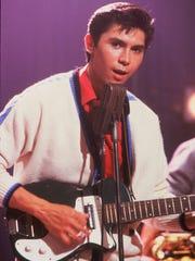 Lou Diamond Phillips broke out in 1987's 'La Bamba.'