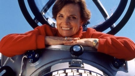 """Texas A&M-Corpus Christi will host oceanographer and explorer Sylvia Earle for spring's Distinguished Speaker Series. She will lead a talk titled, """"Exploring and Caring for Earth's Magnificent Ocean,"""" from 8-9:30 p.m. March 2 in the university's Performing Arts Center."""