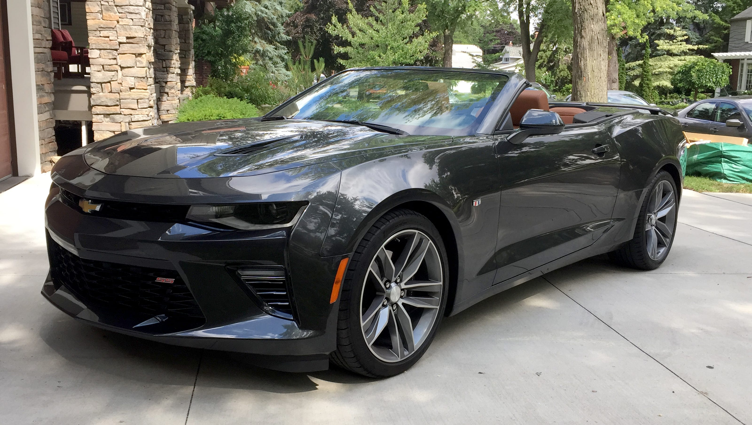 Review Topless 2016 Chevrolet Camaro Soars To Top Of Its Class