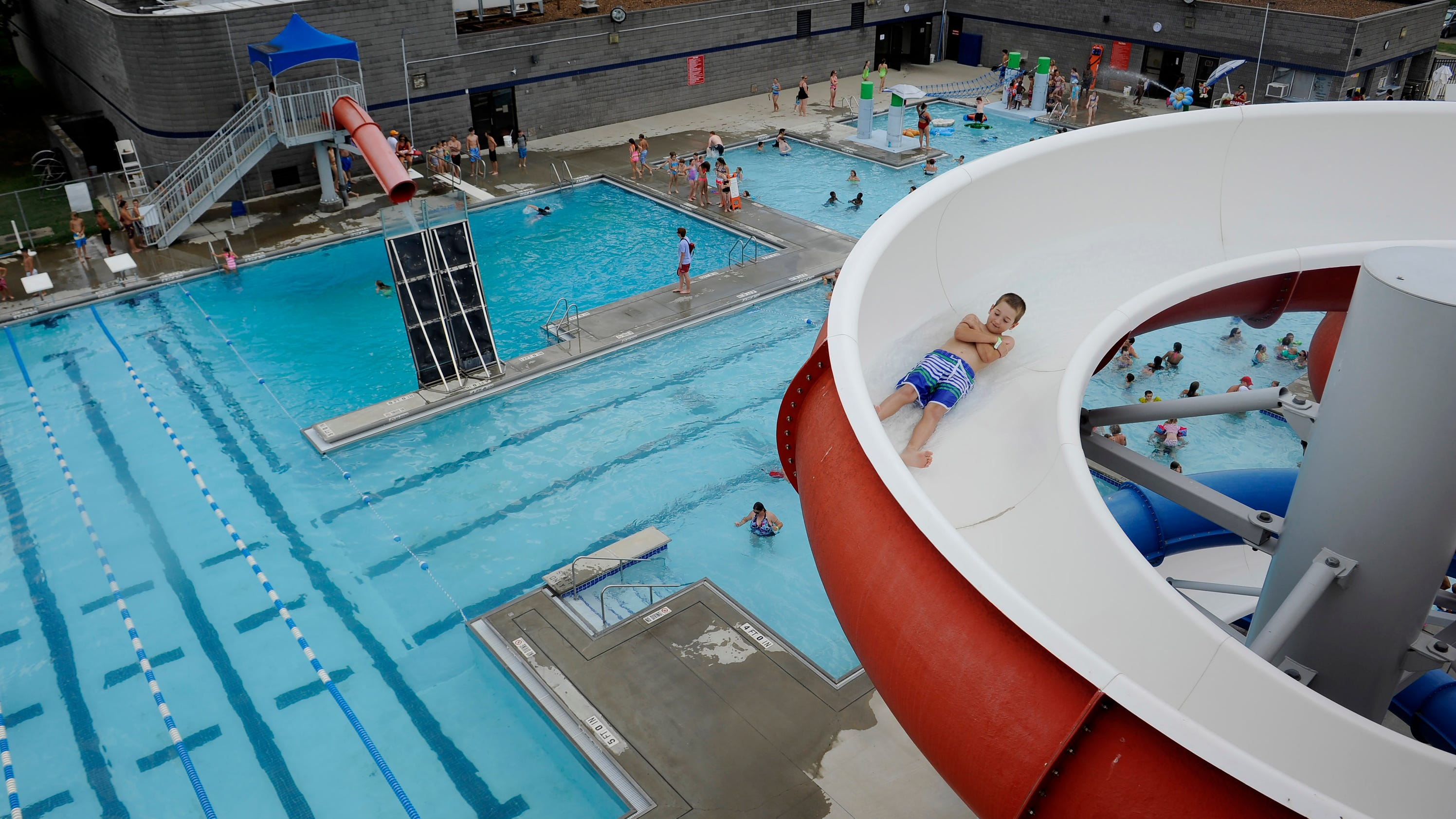 See Where To Swim In Middle Tennessee