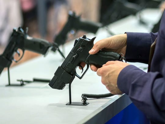Though Nevada voters expanded gun background checks