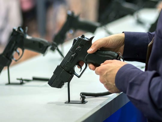 Though Nevada voters expanded gun background checks to private-party sales in a November 2016 ballot initiative, the state's attorney general contends that the checks cannot be put in place because the FBI says it won't handle the checks.