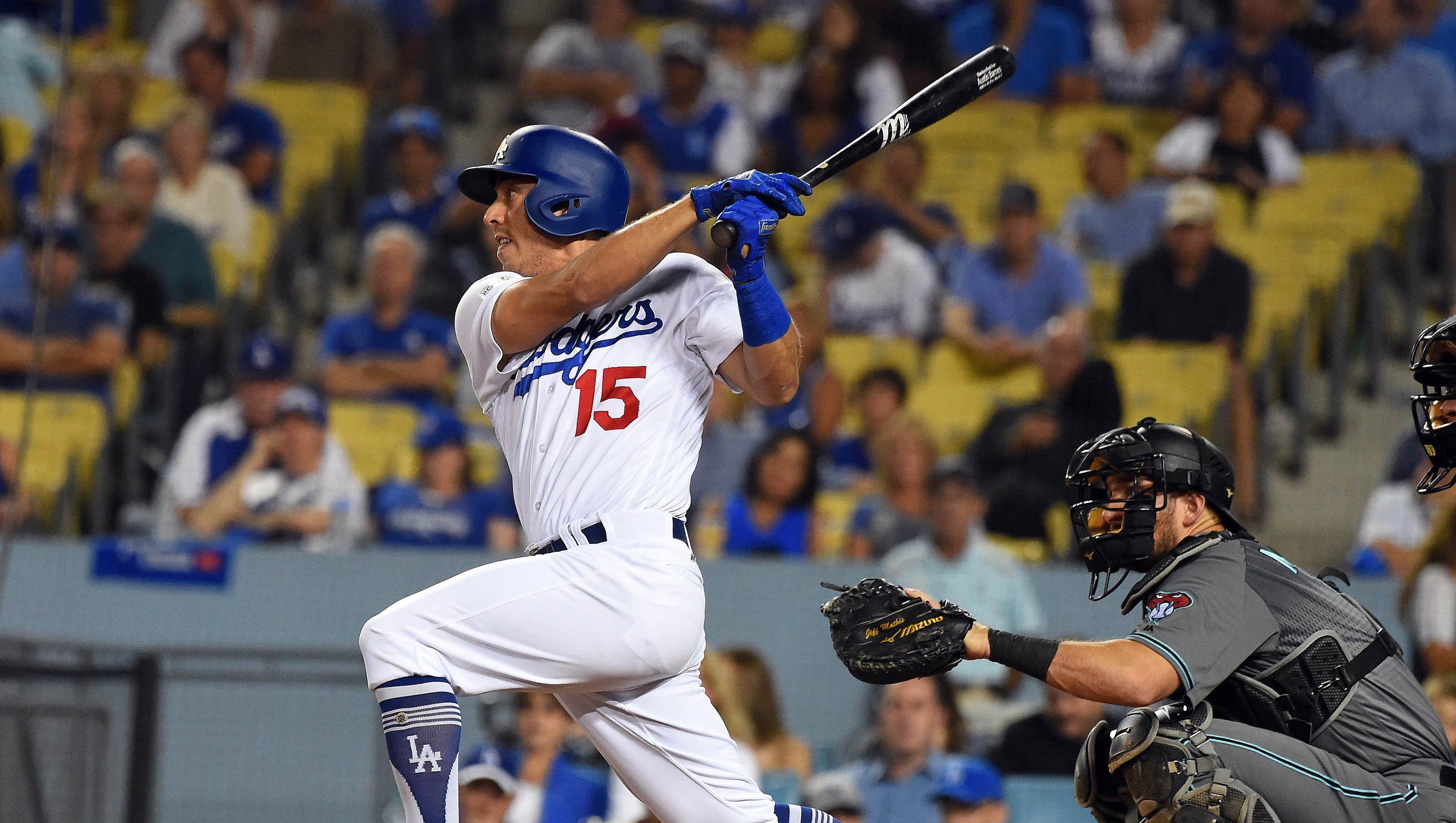 NLDS: Dodgers' 6-7-8 hitters lead star-studded postseason roster
