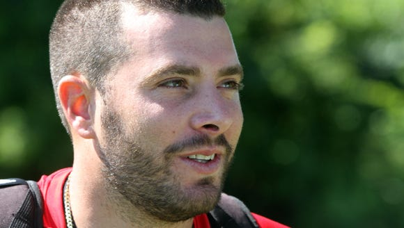 Somers boys soccer coach Brian Lanzetta talks about