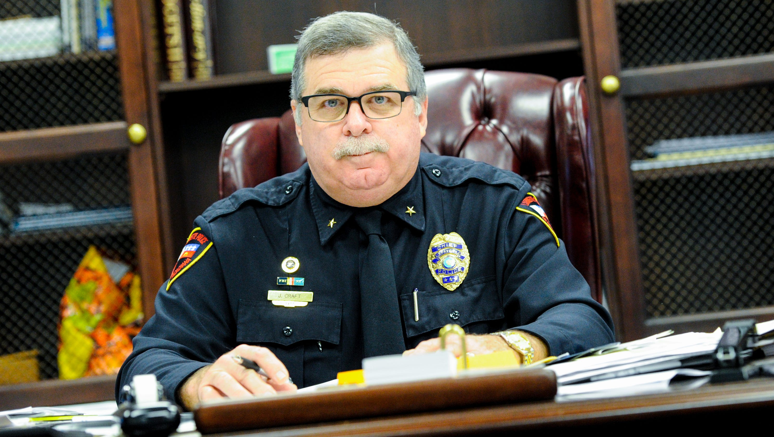 Craft closes chapter on 39 year career with lpd for Cronotermostato lafayette cds 30