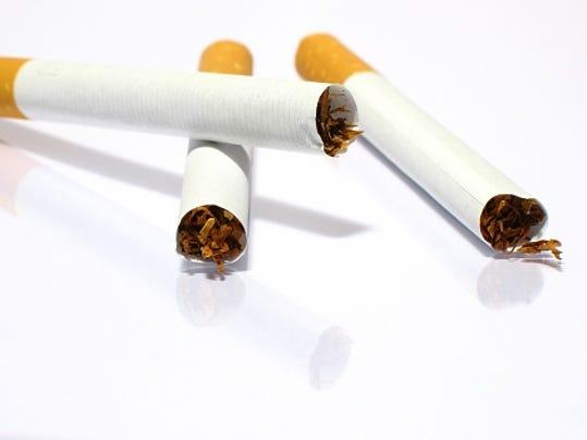 Brands of cigarette in Bristol