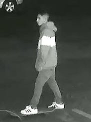 Oxnard police are seeking information about a person
