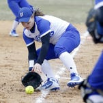 Gallery: Elmira at Horseheads softball