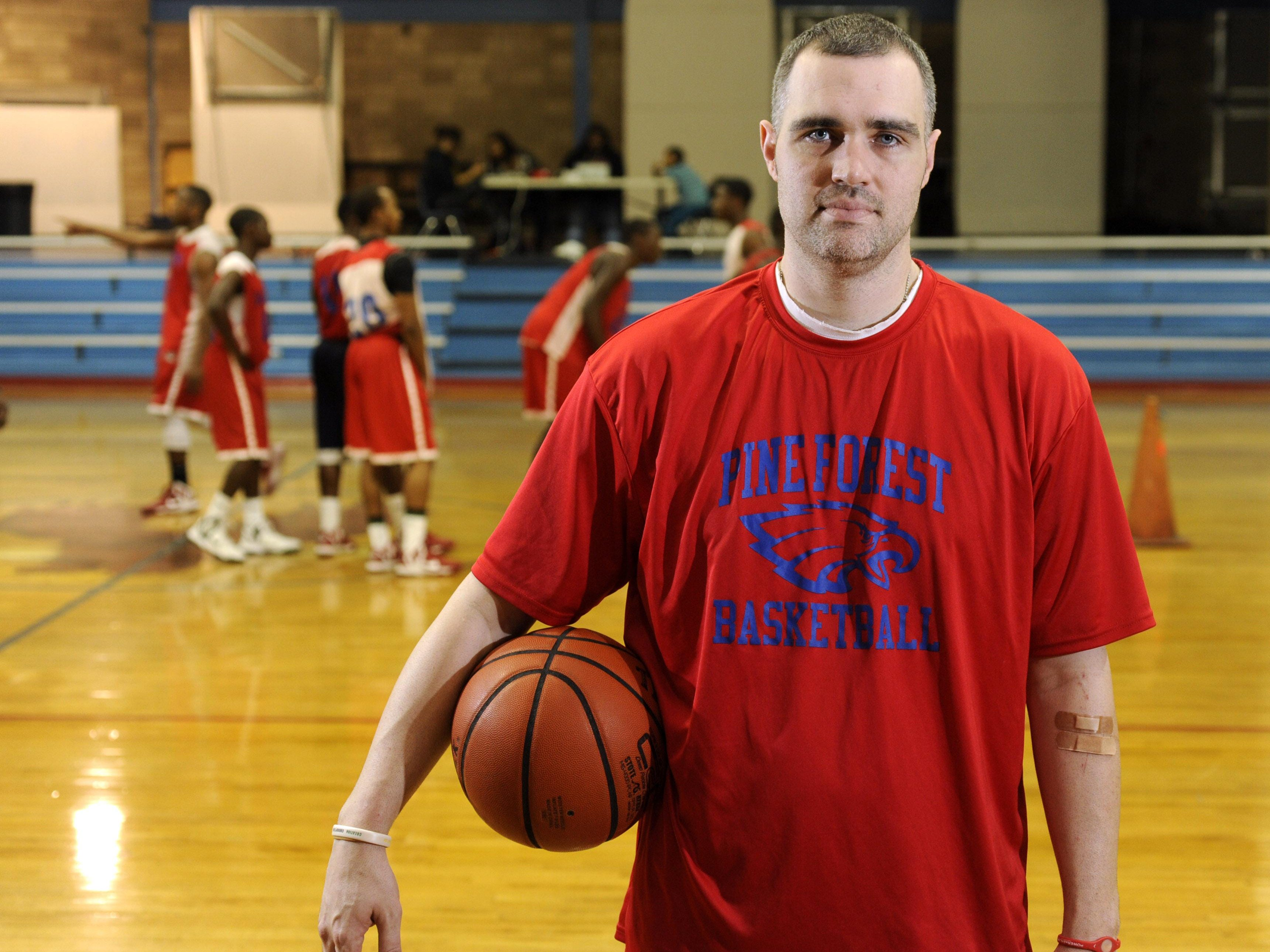 Former Pine Forest boys basketball coach Brad Grant leaves behind a legacy that will be hard to match. In Grant's five years, the Eagles advanced to the state tournament in Lakeland and played for the Class 6A state title.