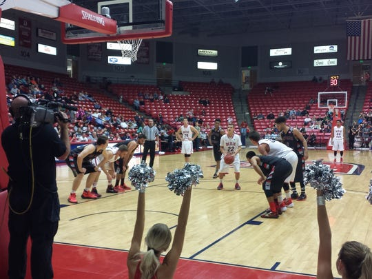 Dixie State picked up another big win and Mark Ogden