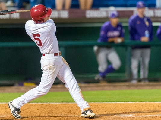 Alabama Baseball G28 vs LSU