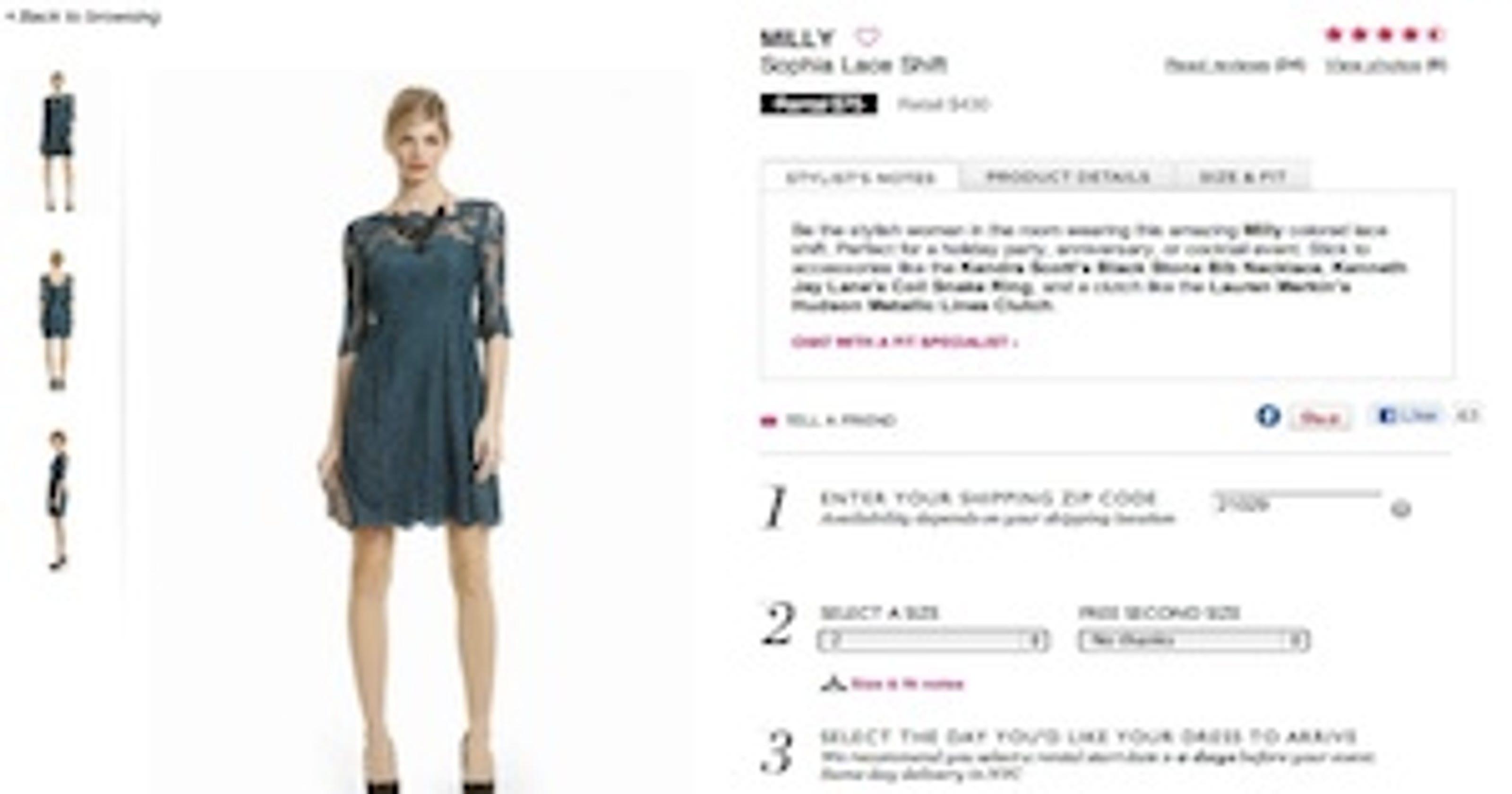 9d4d46990e4 Fashion 101  Rent your clothes to save money