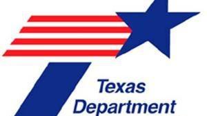 TxDOT logo.