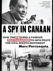 """""""A Spy in Canaan"""" by Marc Perrusquia"""