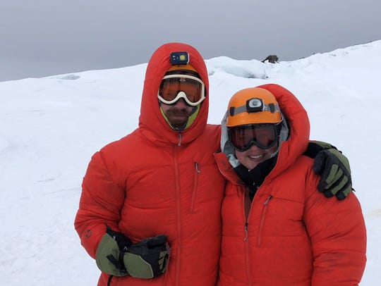 The best part of the year-long climb up Mount Rainier