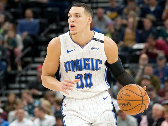 Aaron Gordon: Reportedly agrees to re-sign with Orlando.