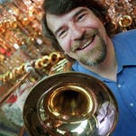 Chris Brubeck drew on eclectic roots in composing piece for Sharon Isbin