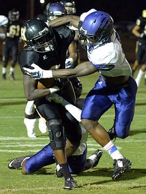 Hendersonville senior Anthony Hughes returns at running back and linebacker for the Commandos.