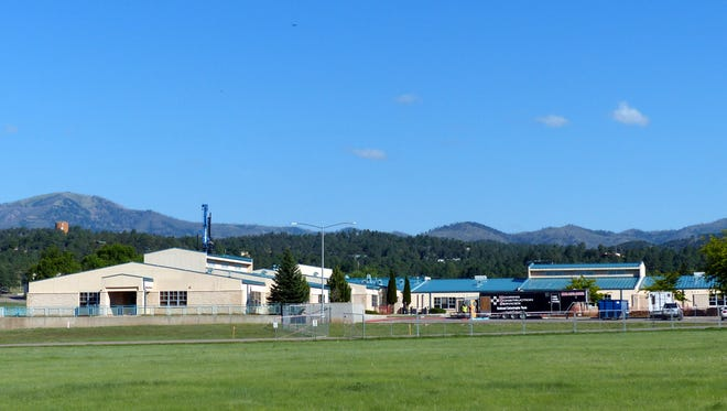 Sierra Vista Primary is part of a trio of schools at White Mountain.