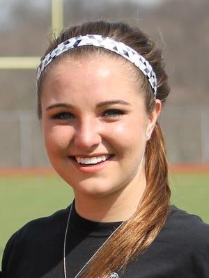 Maren Hance of New Richmond girls soccer.