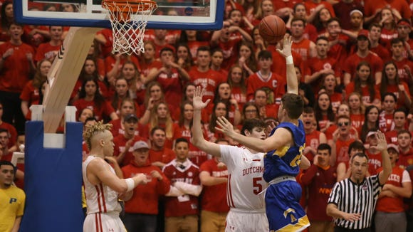 Ardsley defeats Tappan Zee 52-51 in the boys Class A championship basketball game  at Pace University in Purchase on Saturday, March 3, 2018.