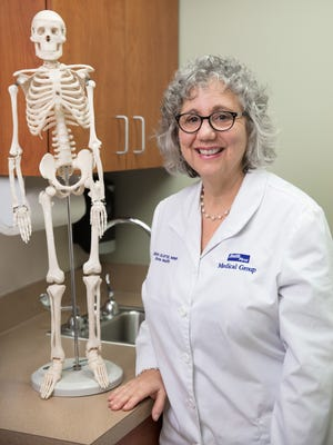 Susan Marie Glatter is a board-certified Nurse Practitioner, certified diabetes educator and certified fracture liaison for Health First.