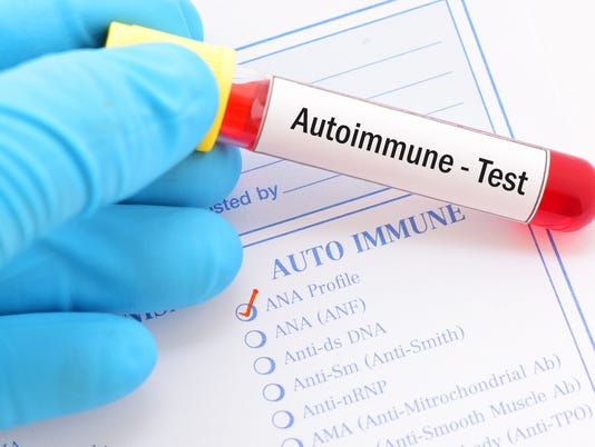 Autoimmune test
