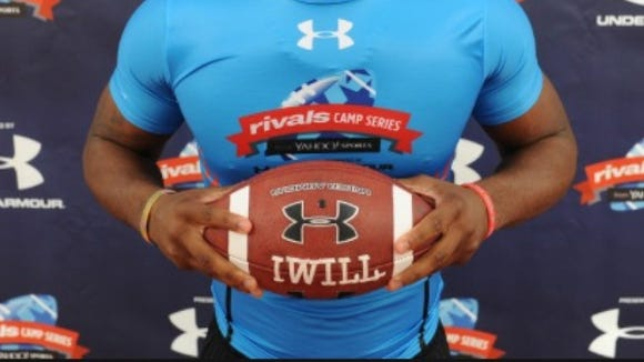 Leo Lewis is a four-star linebacker from Brookhaven High School